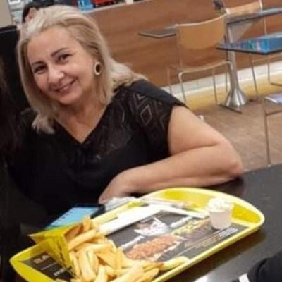 NAIRCHUVA, 61 anos, namoro serio