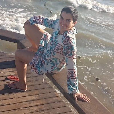 Léia, 53 anos, chat