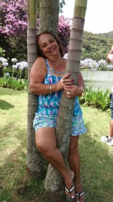 Virginiana, 67 anos, nova namorada