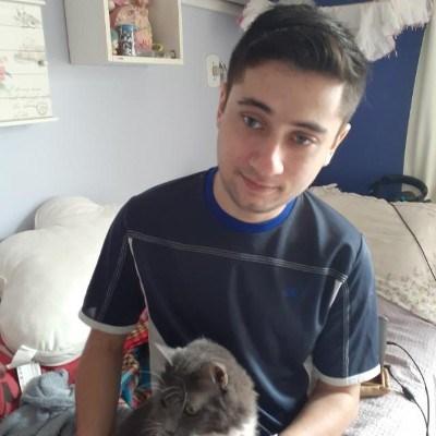Deniel, 20 anos, Homens para namoro