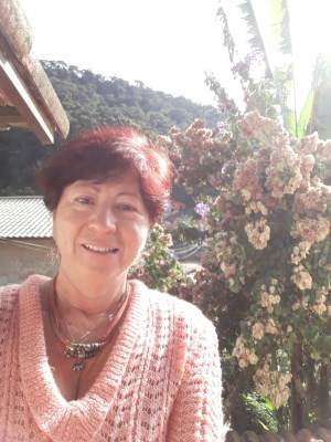 Valeria, 62 anos, nova namorada