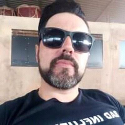 Moreno lindo, 41 anos, namoro serio