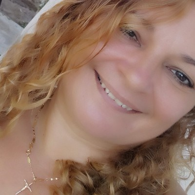 Rosângela, 45 anos, romance ideal
