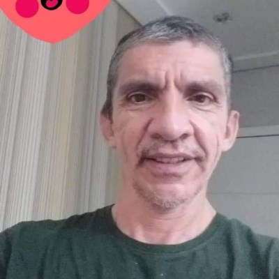 Deusdedith Paiva, 56 anos, namoro online gratuito