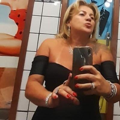 Sandra, 46 anos, site de encontros