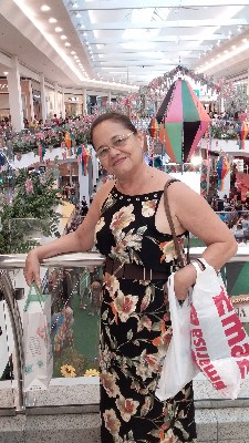 Alcilene, 57 anos, site de namoro