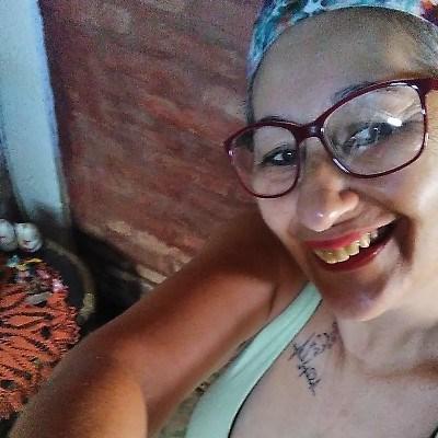 Nereide, 55 anos, site de encontros