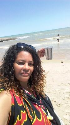 Nininha, 55 anos, site de relacionamento