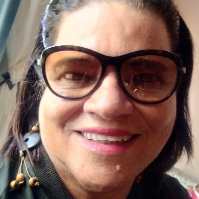 Virginia Carlos, 63 anos, site de relacionamento