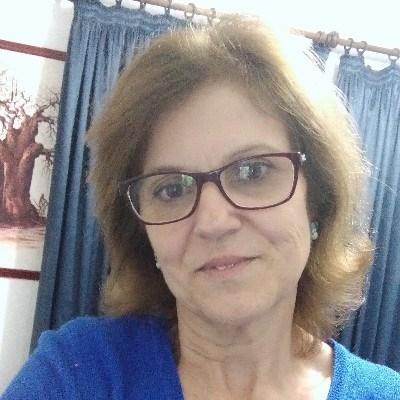 Carla Duarte, 57 anos, site de encontros