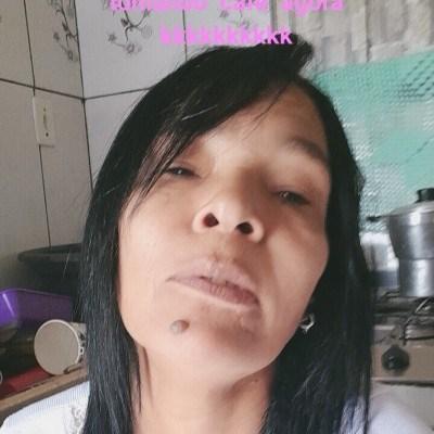 Baiana, 52 anos, site de encontros