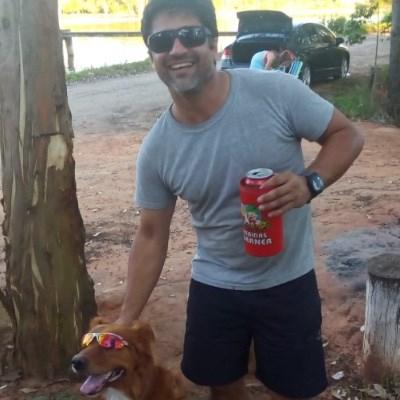 Marcos, 38 anos, site de encontros