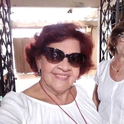 Eliana Carrera, 65 anos, site de relacionamento