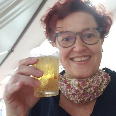 Fernanda, 54 anos, namoro serio