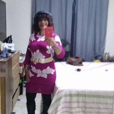 Lilika Soares, 54 anos, namoro serio