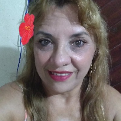 Telma, 59 anos, namoro serio