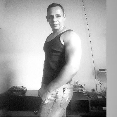 Flavio, 41 anos, namoro serio