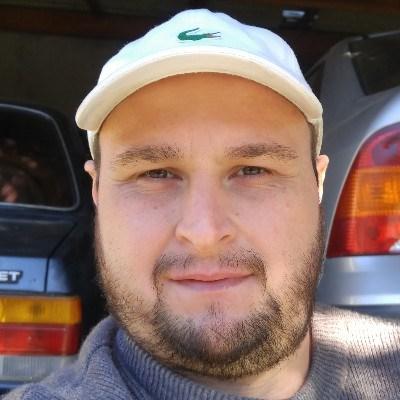 Claudemir, 35 anos, site de namoro