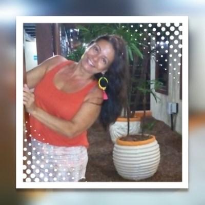 Thábata Araújo., 52 anos, site de relacionamento