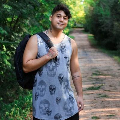 Samyr, 25 anos, namoro