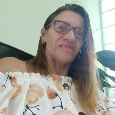 Milú, 54 anos, namoro online gratuito