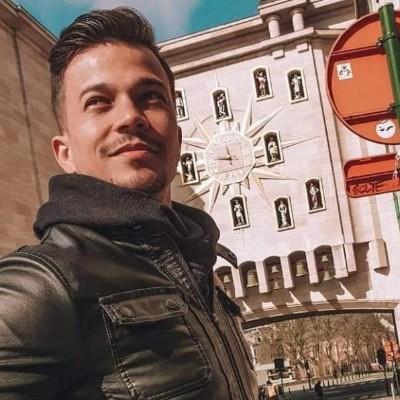 Claudio, 28 anos, namoro serio