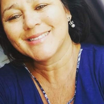 Luciete Pinto Pe, 51 anos, site de namoro gratuito