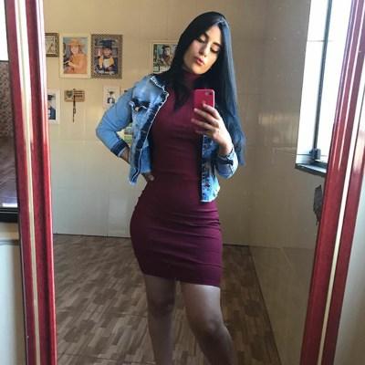 Julia Molina, 18 anos, site de relacionamento