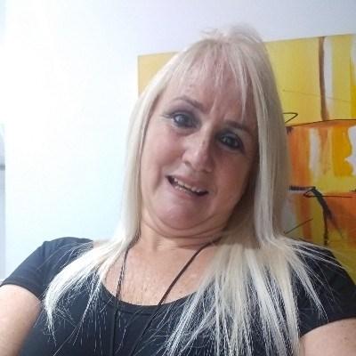 Marcinha, 53 anos, site de encontros