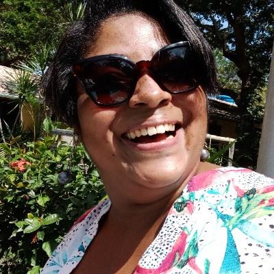 Nanda, 39 anos, site de encontros