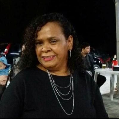 Ângela, 56 anos, site de encontros