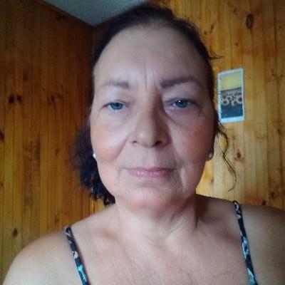 Maria, 56 anos, site de encontros