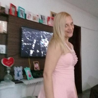 Mandinha, 42 anos, namoro online