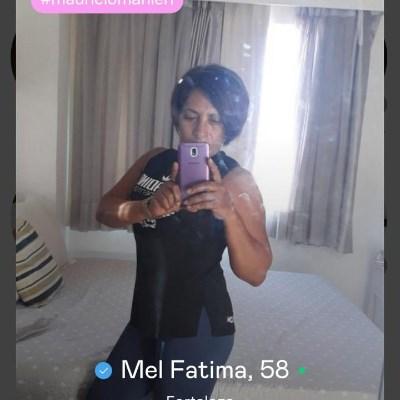Mel, 58 anos, site de relacionamento