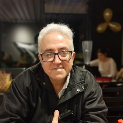 Habher, 62 anos, site de relacionamento