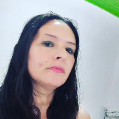 Giseli, 36 anos, site de relacionamento