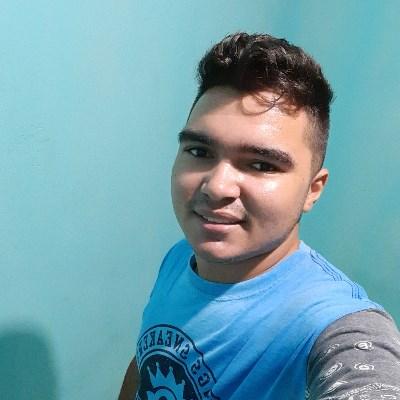 Antonio Giliarde, 19 anos, namoro online