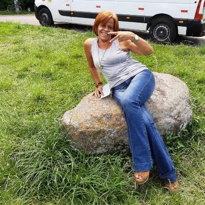 Mara, 54 anos, namoro serio