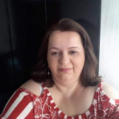 Andrea, 48 anos, namoro serio