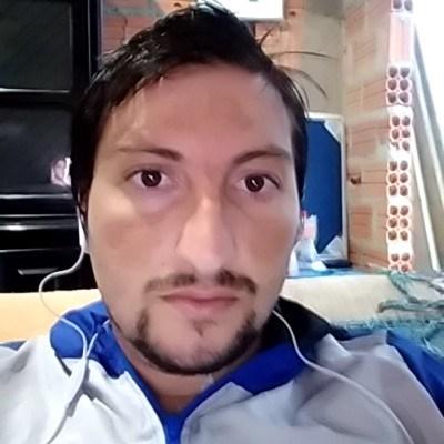 Rodrigo Padilha, 27 anos, site de encontros