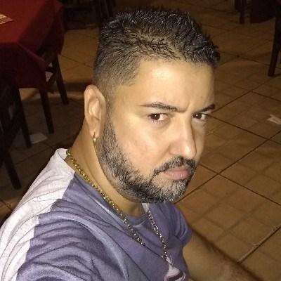 Felipe Wolf, 40 anos, site de relacionamento