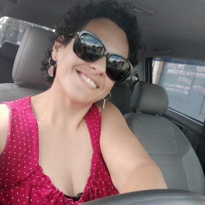 Soyla, 38 anos, site de encontros