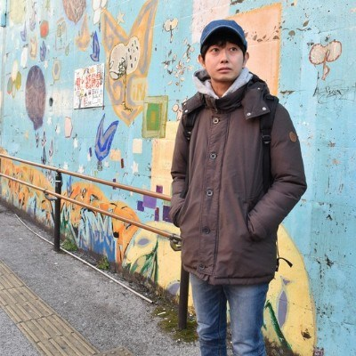 Bruno Yoshida, 22 anos, namoro online