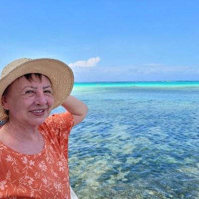 Meg, 61 anos, namoro online