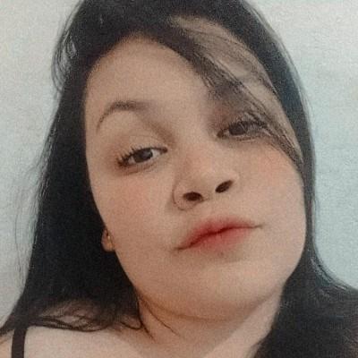 Tauane Cristina, 22 anos, site de encontros