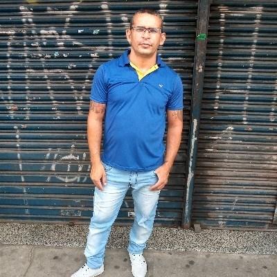 Carlos, 35 anos, namoro serio