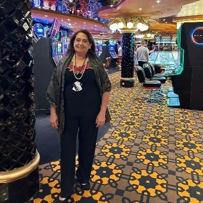Maria Rolim, 72 anos, site de relacionamento gratuito