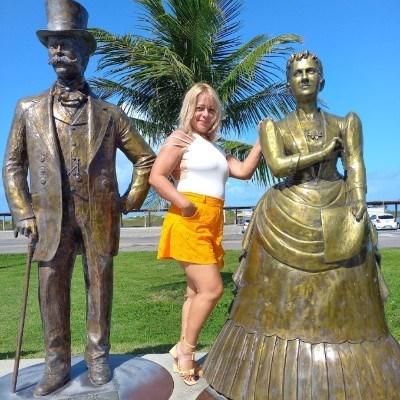 Luciana, 49 anos, site de relacionamento