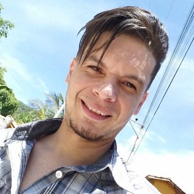 Júnior, 38 anos, namoro online