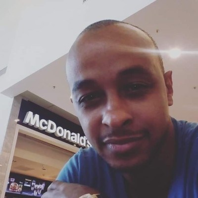 Anderson, 41 anos, site de encontros